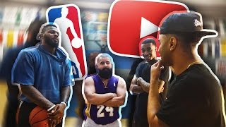 YOUTUBERS VS NBA PLAYERS PT 1.  Deshawn Stevenson came through @ Orlando hoops for an intense 2v2 battle!! Loser had to do an embarrassing punishment!!!Big Shoutout to coach Irvin for allowing us to use his personal gym! Check out his IG for Basketball Personal training - https://www.instagram.com/drcoach_irwinhudson/?hl=koShout out to my boy Flight for coming through running it up! Check out his channel - https://www.youtube.com/channel/UC_k0qgMNIW2VmTQKjFsbXDwClick here to subscribe to my channel ! - https://www.youtube.com/user/prettyboyfredo?sub_confirmation=1 New videos posted weekly.Click here to subscribe to our Couples Channel!!! Fredo & Jas -https://www.youtube.com/channel/UCsRgkVhvNauSgwiGagws_gw?sub_confirmation=1All of my official social media links!!!Instagram-  https://www.instagram.com/prettyboyfredo/Twitter-  https://twitter.com/PrettyboyfredoBe sure to follow me on Twitch- http://www.twitch.tv/prettyboyfredo