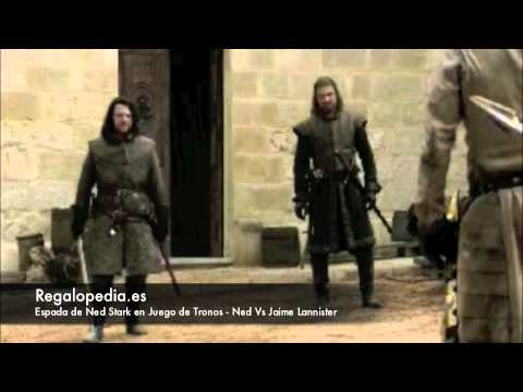 Ned Stark Vs Jaime Lannister - Español