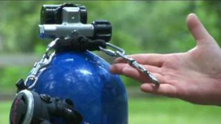 Sidemount Scuba Diving How To Set Up Nomad Stage Bottles: Dive Rite