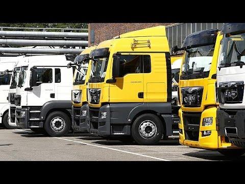 Κομισιόν: πρόστιμο ρεκόρ σε κατασκευαστές φορτηγών για καρτέλ