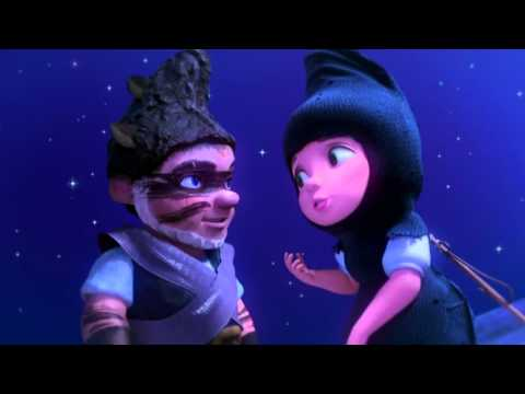 [HQ]Gnomeo & Juliet  Rooftop Gnomes 720p HD