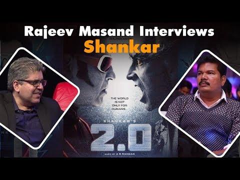 Robot 2.0's Director Shankar Interview With Rajeev Masand | CNN News18