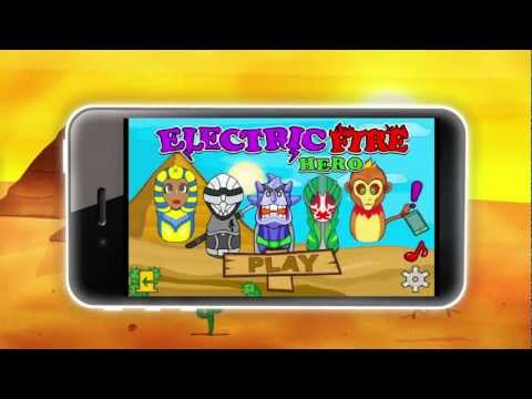 Video of Electric Fire Hero