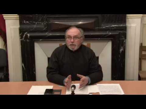 CDS Paris, 23 novembre 2016: Pr. Gérard Reynaud. Ancien Testament