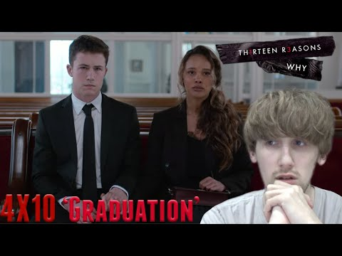 13 Reasons Why Season 4 Episode 10 (Series Finale) - 'Graduation' Reaction