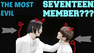 Video The Most Evil Seventeen Member(?) MP3, 3GP, MP4, WEBM, AVI, FLV April 2018