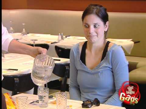 Blind Waitress