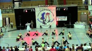 Royal Dancers - Nordbayerische Meisterschaft 2014