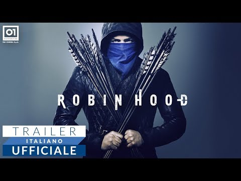 Preview Trailer Robin Hood (2018), trailer ufficiale italiano