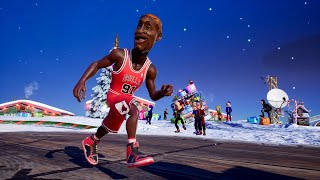 NBA 2K Playgrounds 2 - Christmas DLC Trailer by GameTrailers