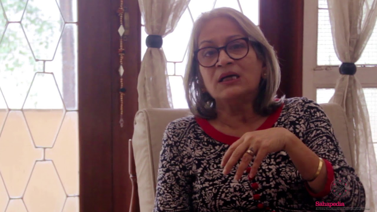 Anchoring Doordarshan's 'Kilbil': In Conversation with Meena Naik