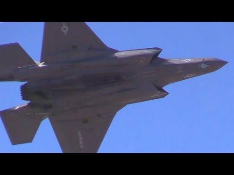 El F-35 y  mucho mas