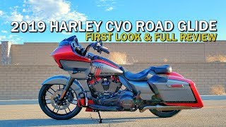 2. 2019 HARLEY-DAVIDSON CVO ROAD GLIDE - First Look & Full Review