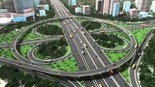 "Video Animasi ""the New"" of Jembatan Semanggi Jakarta MP3, 3GP, MP4, WEBM, AVI, FLV Mei 2017"