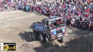 European Truck Trial en vidéo