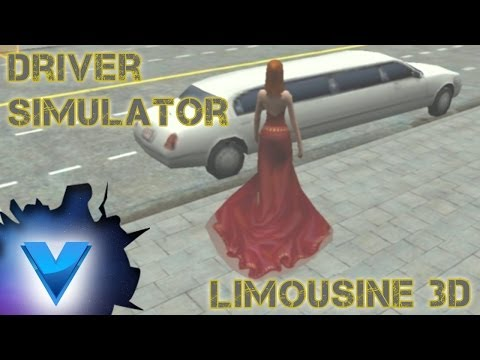 Video of Limousine 3D Driver Simulator
