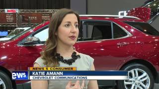 Teen Driver Technology at Auto Show