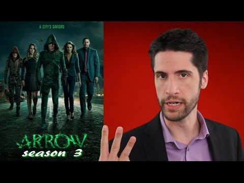Arrow Season 3 Review