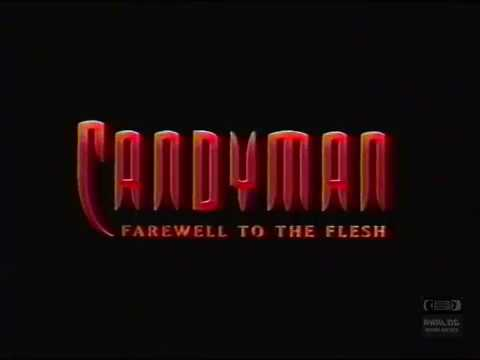 Candyman Farewell To The Flesh Television Commercial 1995 Feature Film Movie