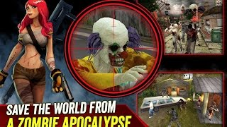 Nonton Zombie Hunter: Apocalypse Android Gameplay Film Subtitle Indonesia Streaming Movie Download