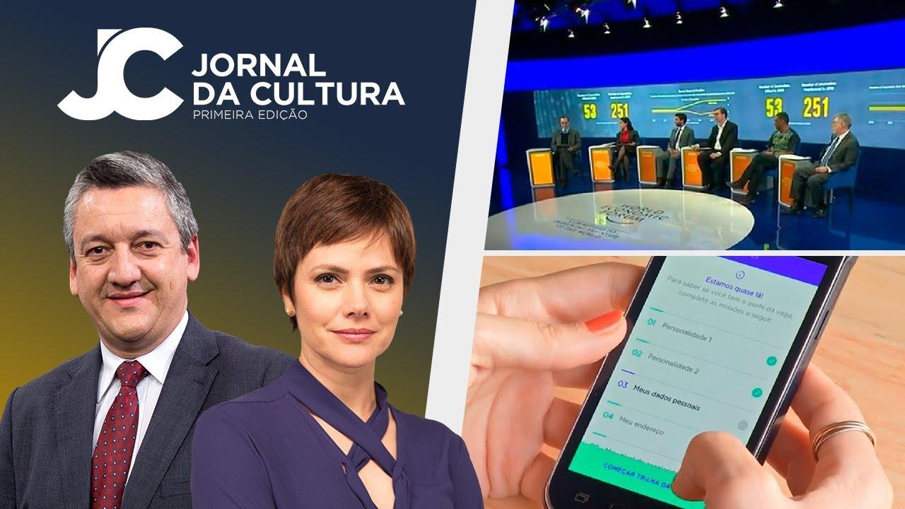 Jornal da Cultura 1ª Edição | 23/01/2019