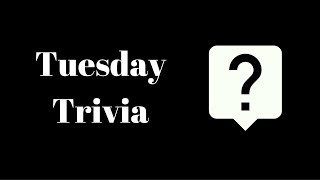 Tuesday Trivia / Bargain Beauty / 2017Hey everyone 💙💙💙💙I love reading all your answersThanks so much for participating