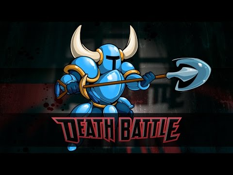 Shovel Knight Digs into DEATH BATTLE! | DEATH BATTLE FIGHT PREVIEWS! (видео)