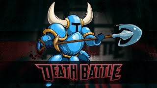 Shovel Knight Digs into DEATH BATTLE! | DEATH BATTLE FIGHT PREVIEWS!