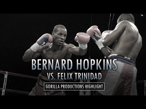Bernard Hopkins vs Felix Trinidad