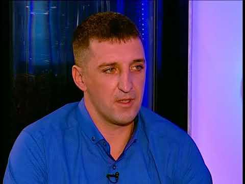 Сергей Калашников, житель п. Экимчан, который спас пилота АН-2