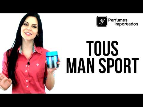 Perfume Tous Man Sport Masculino - Eau de Toilette