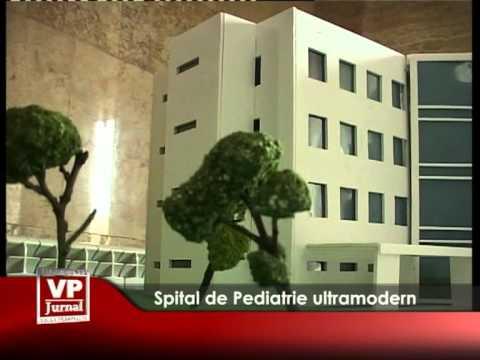 Spital de Pediatrie ultramodern
