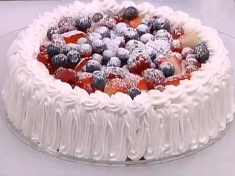 torta millefoglie alla frutta - ricetta