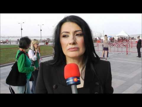 F.Y.R. Macedonia 2012: Interview with Kaliopi