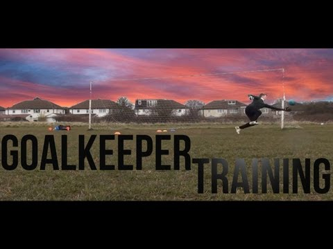 nike_make_it_count - goalkeeper training hope you enjoy please drop a like alot of videos will be up soon.