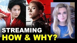 Disney's Mulan & Black Widow might go to STREAMING by Beyond The Trailer
