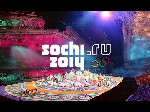 2014 Sochi Olympic Opening Ceremony (видео)
