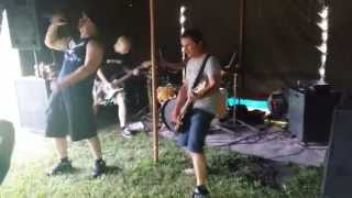 Video Never say never - live in Ráby (5.7.2014)