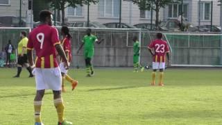 Afrikan Championship Ghana - Senegal 20.7.2017 Pallokenttä, Helsinki Ghana 1 - 1 Senegal video by I for your enjoyment moja...