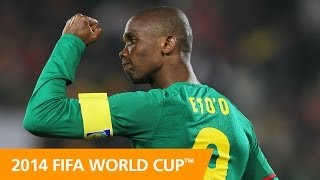 World Cup Team Profile: CAMEROON