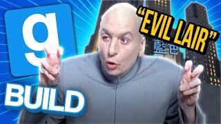 Building an Evil Corp That Isn't Facebook, We Swear   Gmod Build   Creepy Evil Lair Challenge