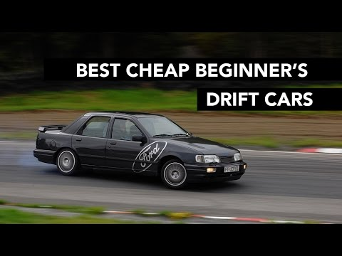 8 Of The Best Affordable Drift Cars For Beginners