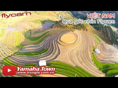 Việt Nam qua góc nhìn Flycam! ( Việt Nam Đẹp Quá )