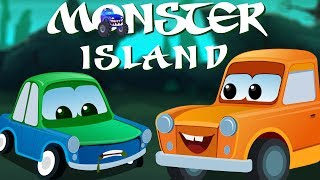 Nonton Monster Island   Scary Nursery Rhymes Songs For Childrens   Scary Video For Kids And Babies Film Subtitle Indonesia Streaming Movie Download