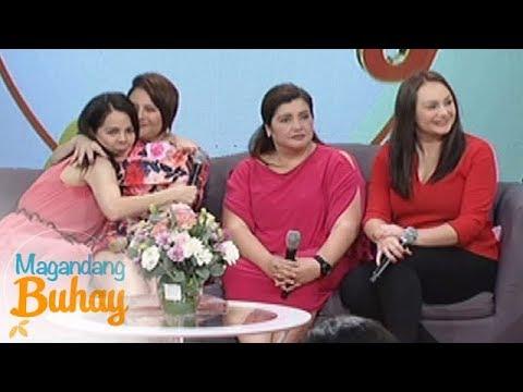 Magandang Buhay: Shirley, Nadia and Donita's birthday wish for momshie Karla
