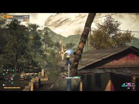 multiplayer - Here's a look at Far Cry 4's multiplayer, known as Battle of Kyrat a re-telling of a war that Pagan Min's elite troops, the Rakshasa, fought against the Golden Path rebellion. Includes gameplay...