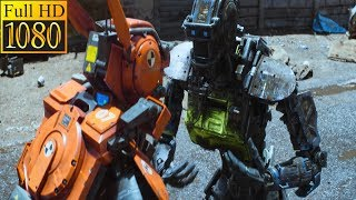 Chappie: Switching Human's Consciousness to Robot