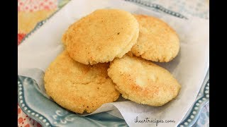 How to make Hot Water Cornbread http://iheartrecipes.com/hot-water-cornbread/ Some of my favorite recipes How to Make...