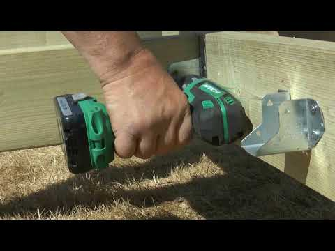Video of Swift Deck Complete Garden Decking Kit 4750mm x 4700mm