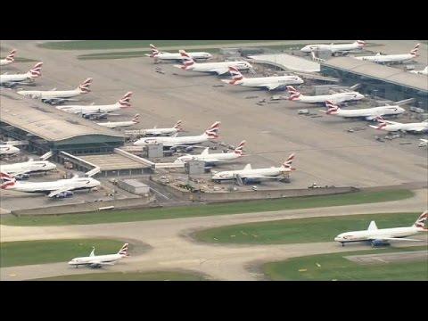 Ξεκινούν και πάλι οι πτήσεις της British Airways